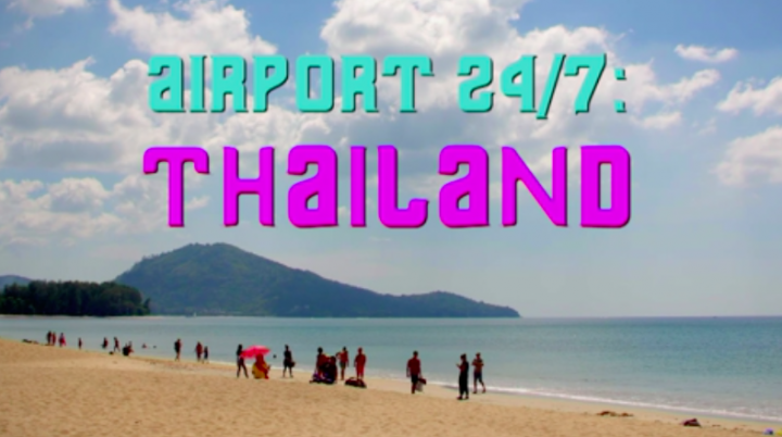 Airport 24/7: Thailand on C5